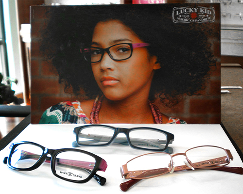 Lucky Frames at Bluegrass Family Vision